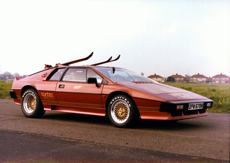 1977 Lotus Esprit Turbo