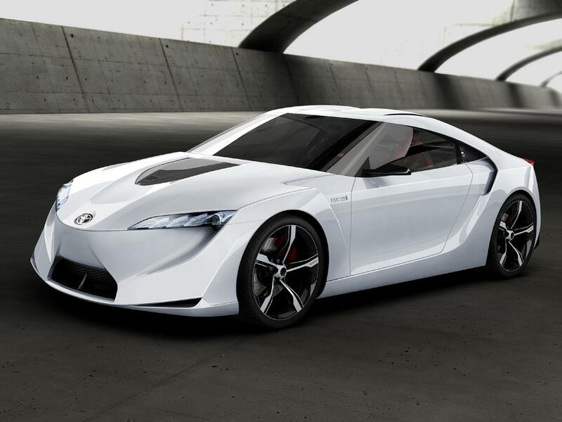 2007 Toyota FT-H Concept