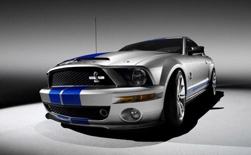 2009 Ford Shelby Mustang GT500 KR