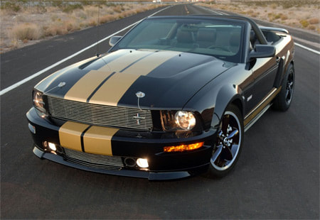 2008 Ford Shelby Mustang GT-H