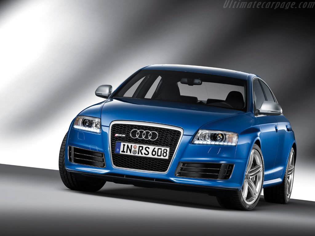 2009 Audi RS6 Saloon