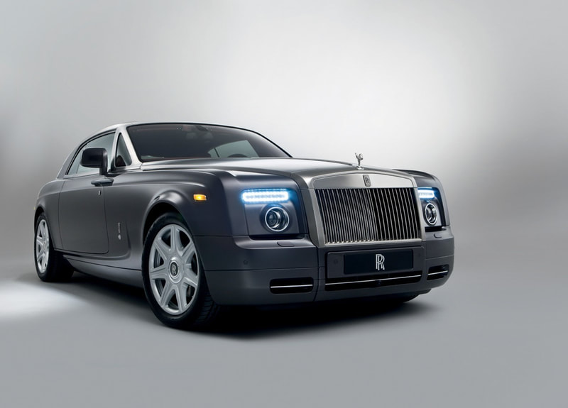 2009 Rolls-Royce Phantom Coupe