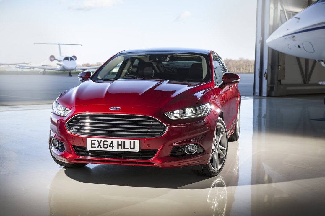 2013 Ford Mondeo Hatch