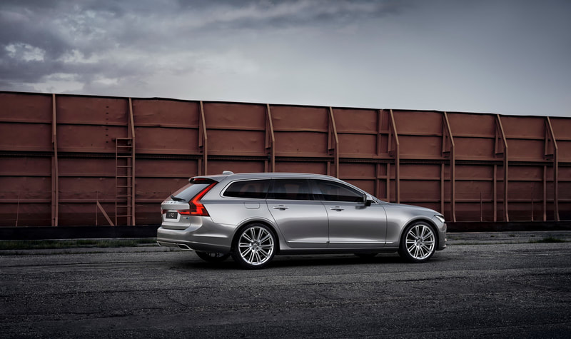 2016 Volvo V90 Polestar Performance Package rear