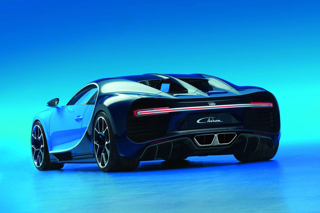 Chiron rear