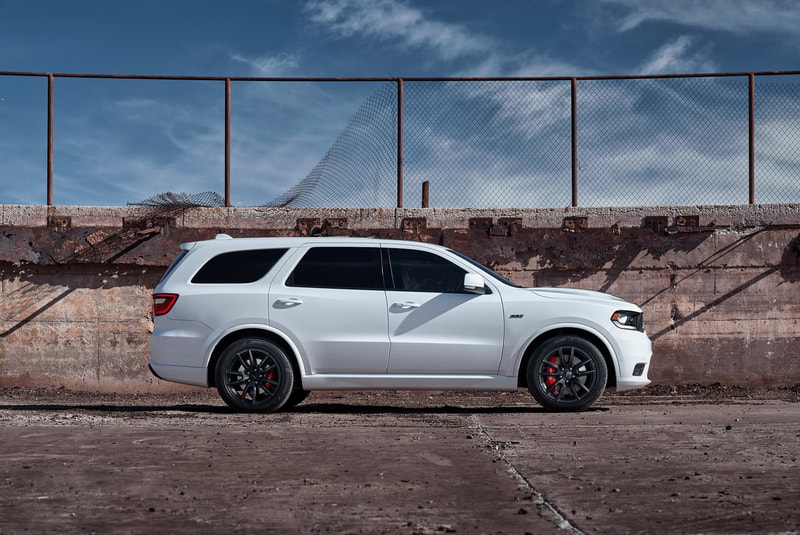 2018 Dodge Durango SRT side