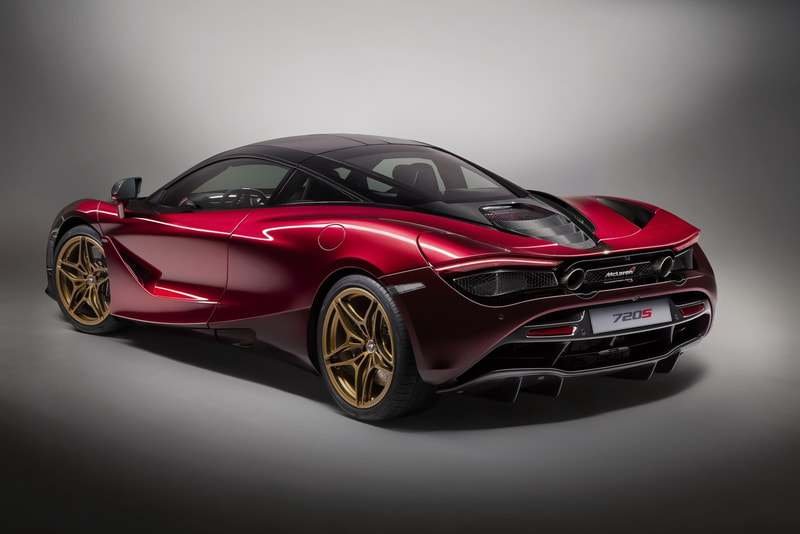 2018 McLaren 720S Velocity by MSO rear