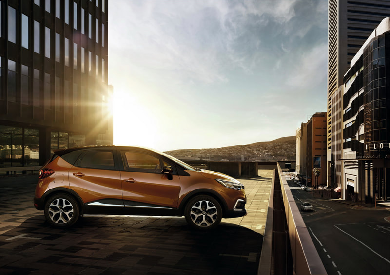 2018 Renault Captur side
