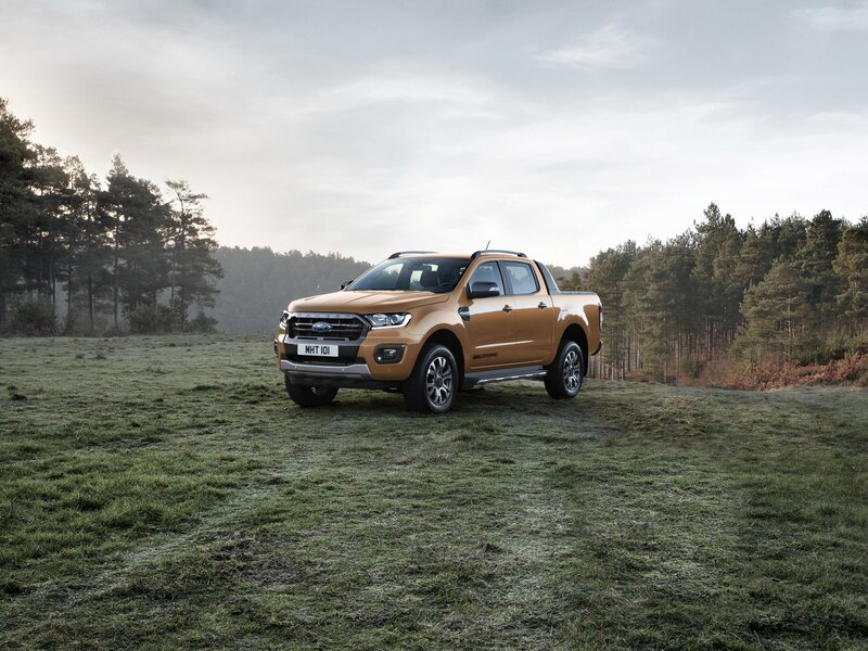 2019 Ford Ranger Wildtrax