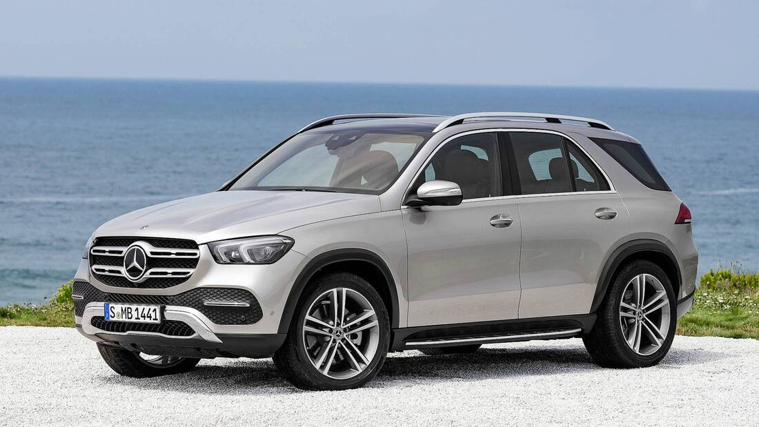 2019 Mercedes-Benz GLE 01