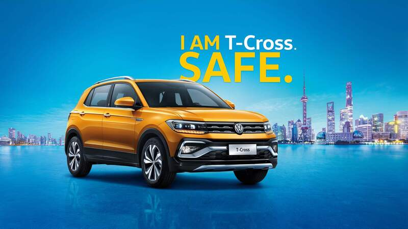 2019 Volkswagen T-Cross (China)