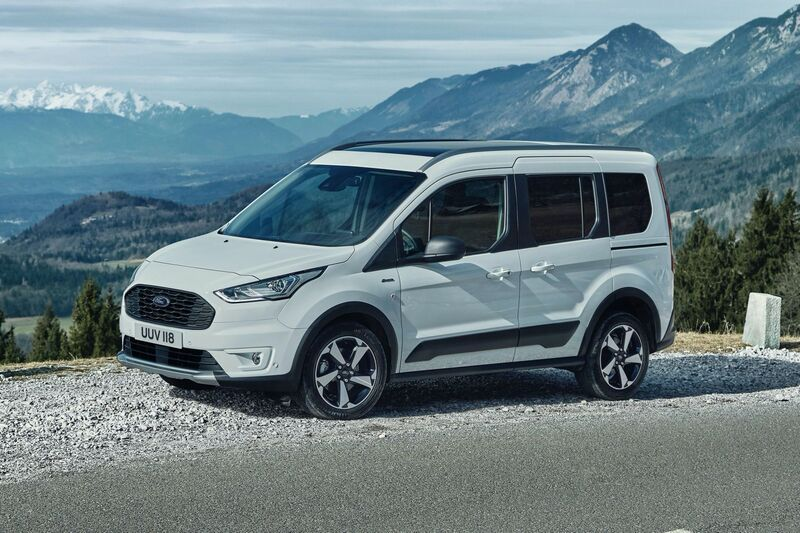 2021 Ford Tourneo Connect Active