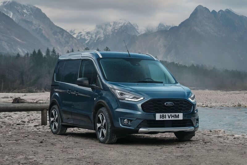 2021 Ford Transit Connect Active