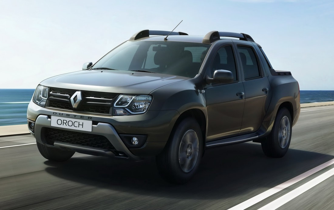 2014 Renault Duster Oroch