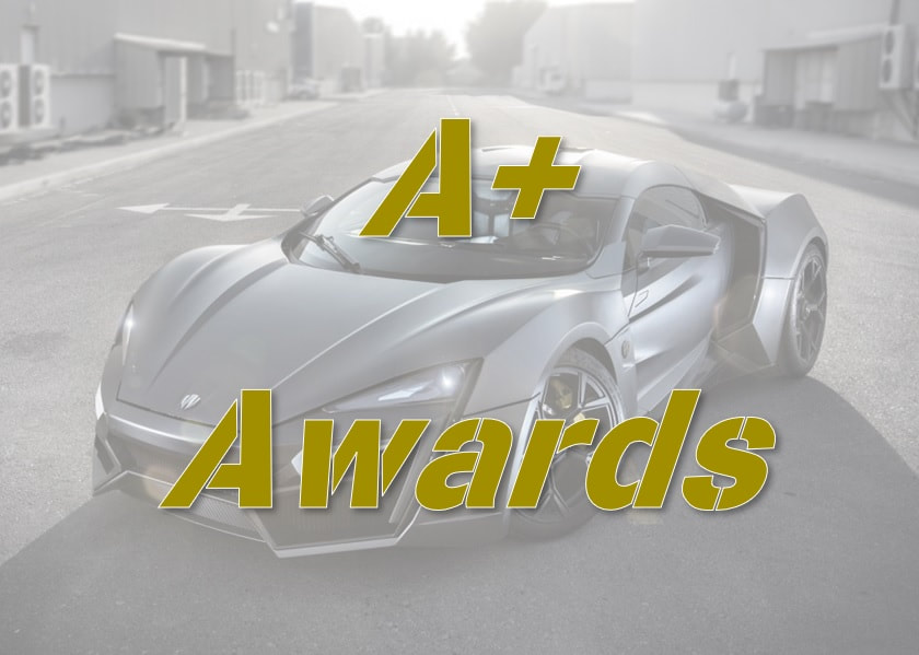 AutoLooks A+ Awards