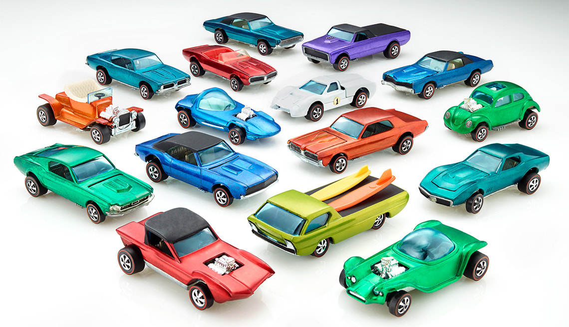 Hot Wheels originals