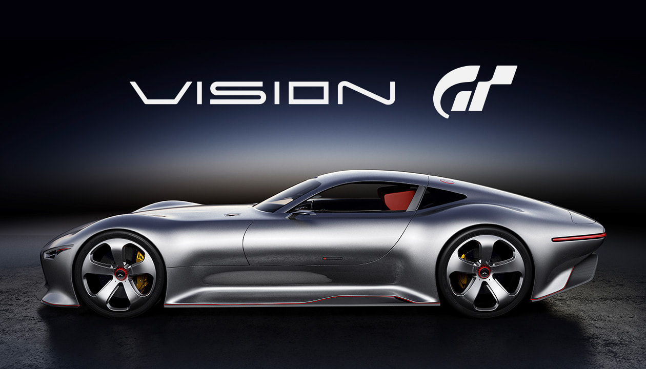 Vision GT by Mercedes