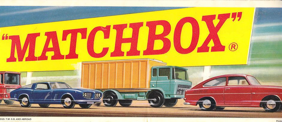 Matchbox original logo