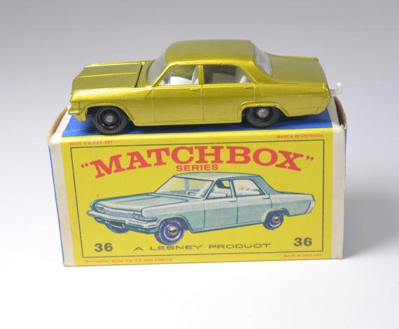 Matchbox car