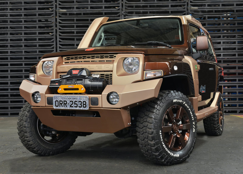 2019 Troller Especial Off-Road