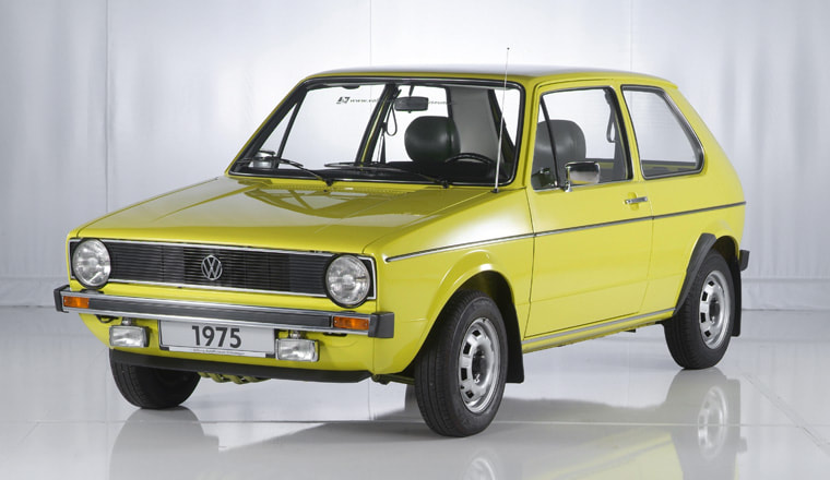 1975 Volkswagen Golf