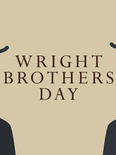 #WrightBrothersDay